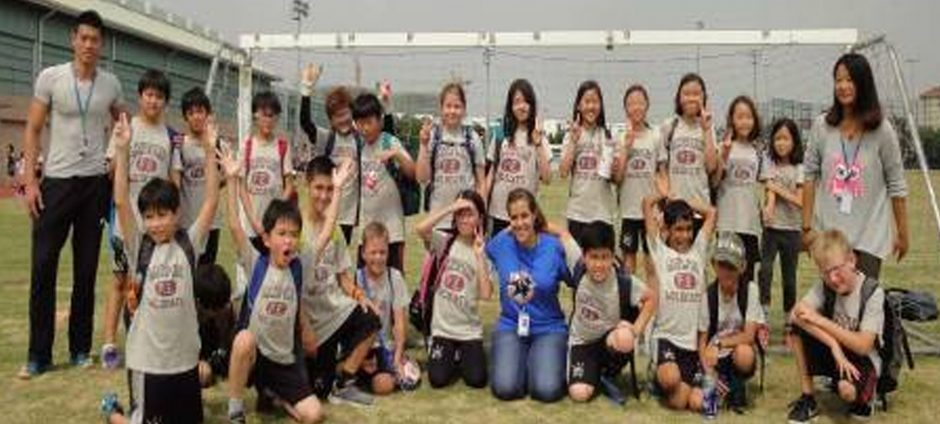 Primary - 5th grade will learn writing pen pal letters - Shanghai