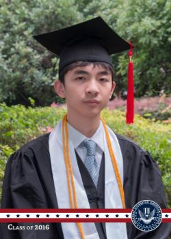 Valedictorian: Yu-Chien Ma