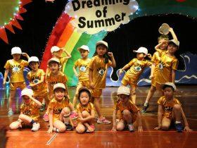 Kinder-G1 Spring Concert